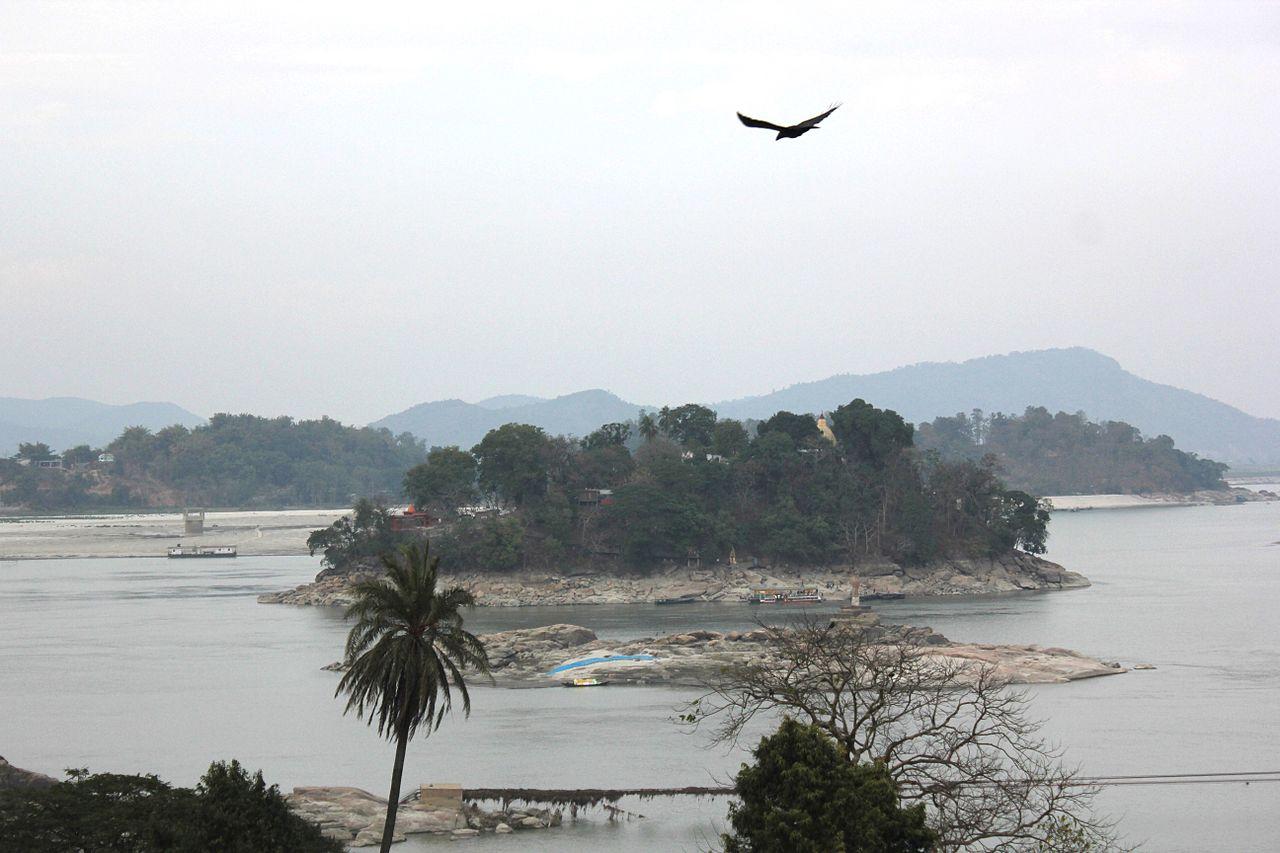 Visit the Umananda Island