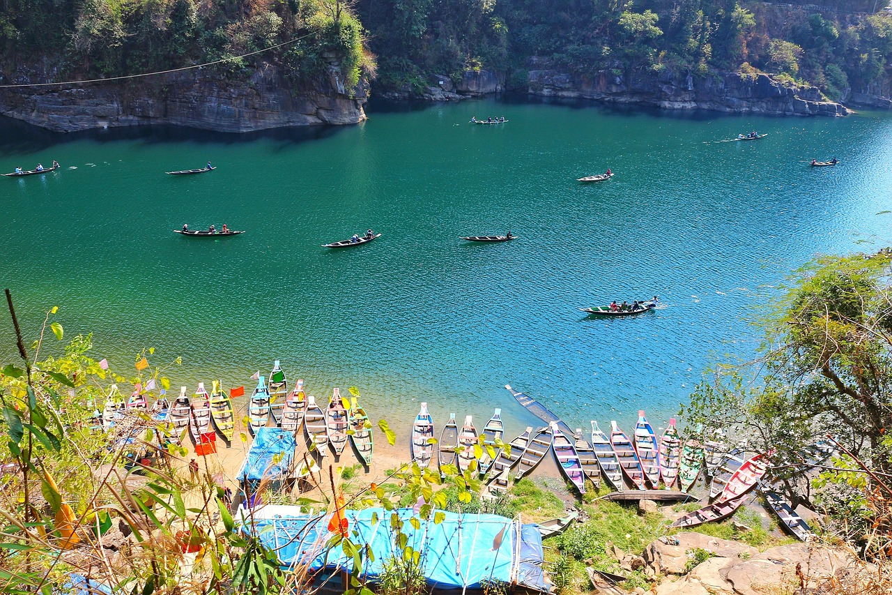 Umiam Lake - Top Place To Visit In Meghalaya Which Will Blow Your Minds