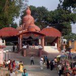 Ummaneshwar Temple in Ujjayanta Palace at Agartala, Tripura