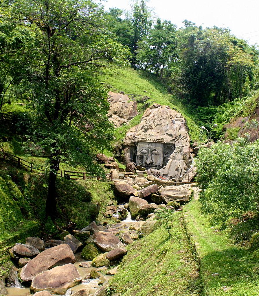 Top Archaeological Sites In Tripura-Unakoti