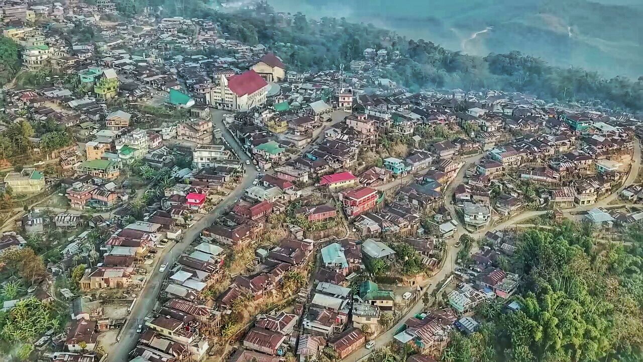 Top-Rated Tourist Destination in Mokokchung-Ungma Village