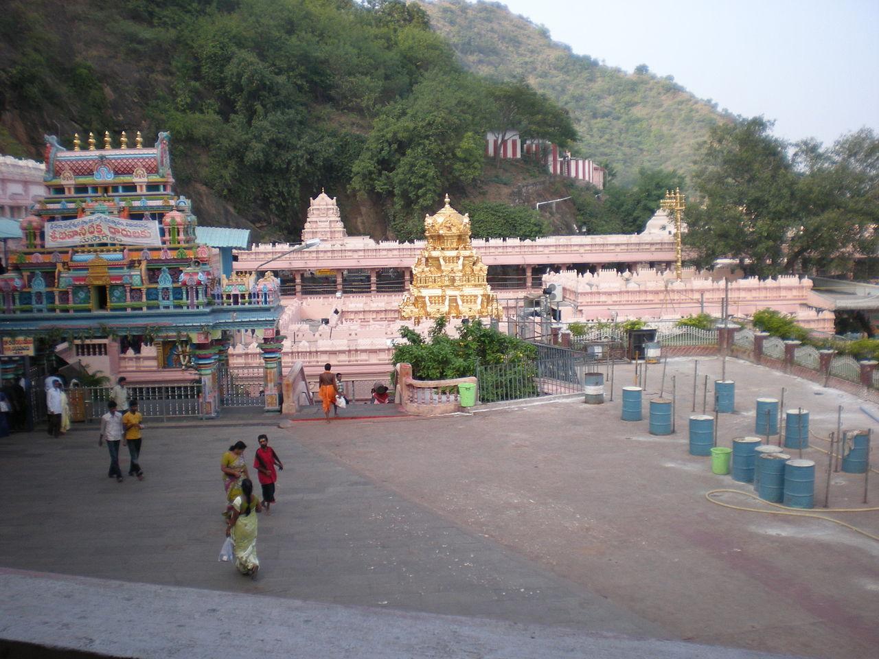 Major Attraction at Kanaka Durga Temple-Unique Archictecture