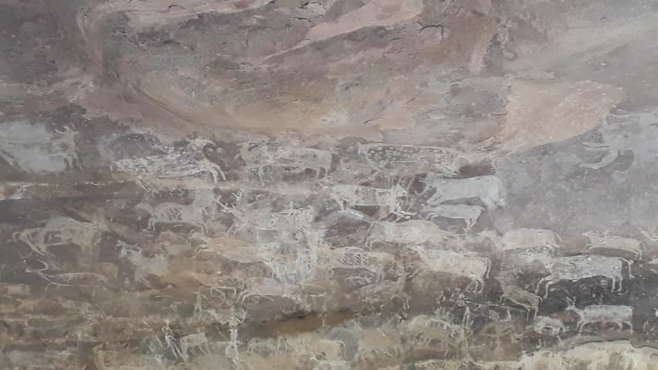 Bhimbhetka Rock Shelters-The Mystery of Madhya Pradesh