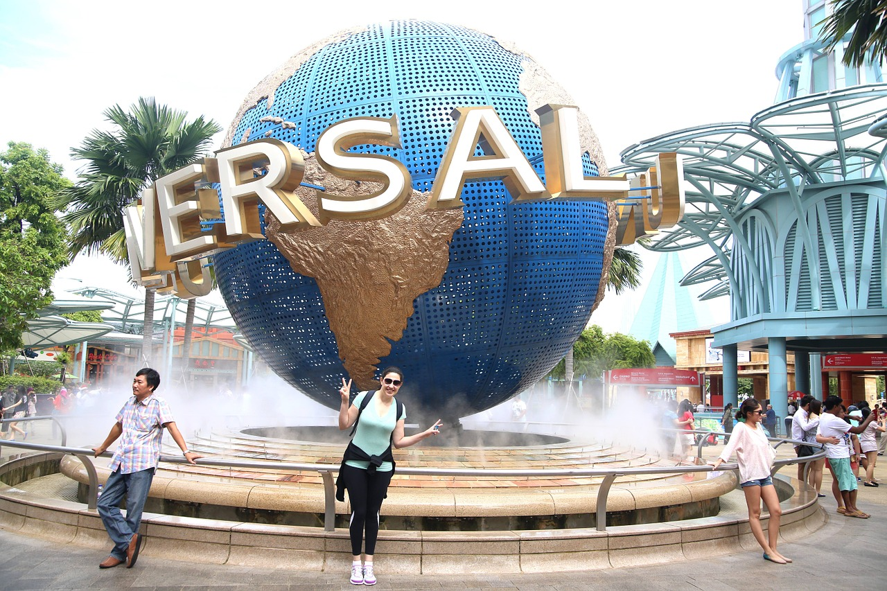 Universal Studios Singapore - Spectacular Places to Check Off Your Singapore Bucket List