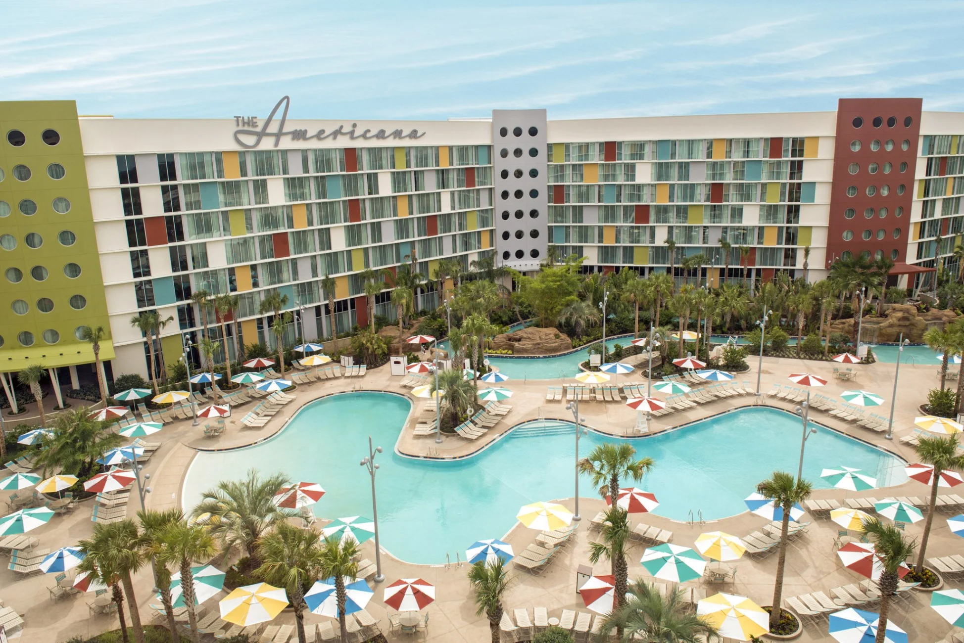 Best Hotels to Stay in South-West Orlando - Universal's Cabana Bay Beach Resort