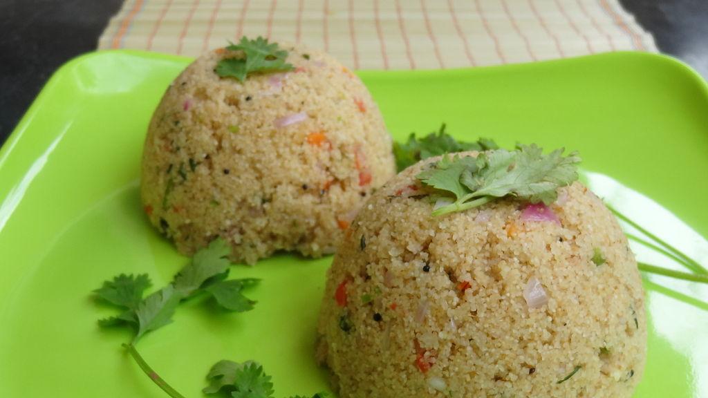 Best Food To Try When in Tamil Nadu - Upma