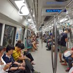 Use Mass Rapid Transport (MRT) - Travel Tips To Make Your First Visit to Singapore