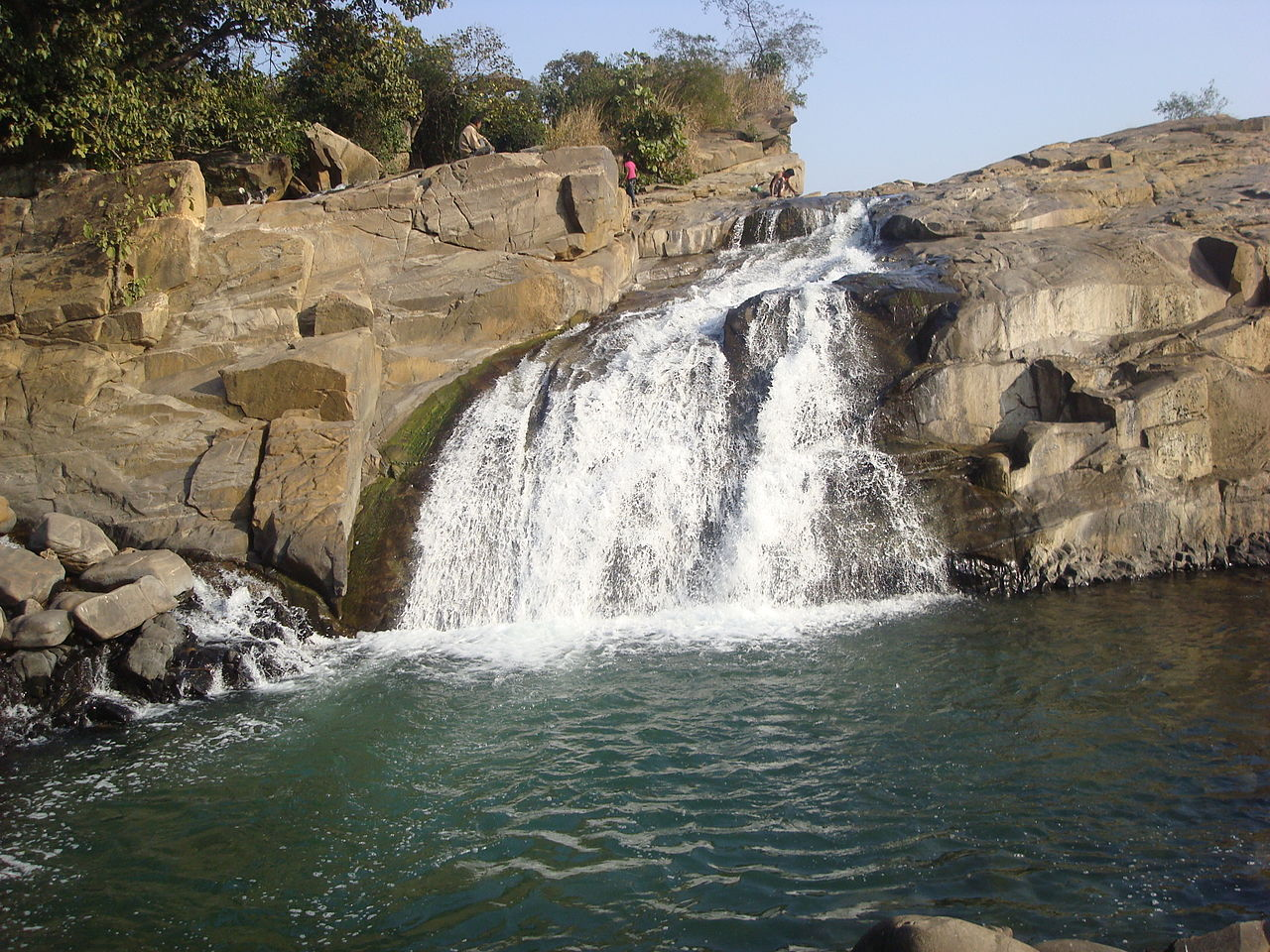 Must-See Place Located Near Parasnath Hills-Usri Waterfall, Jharkhand