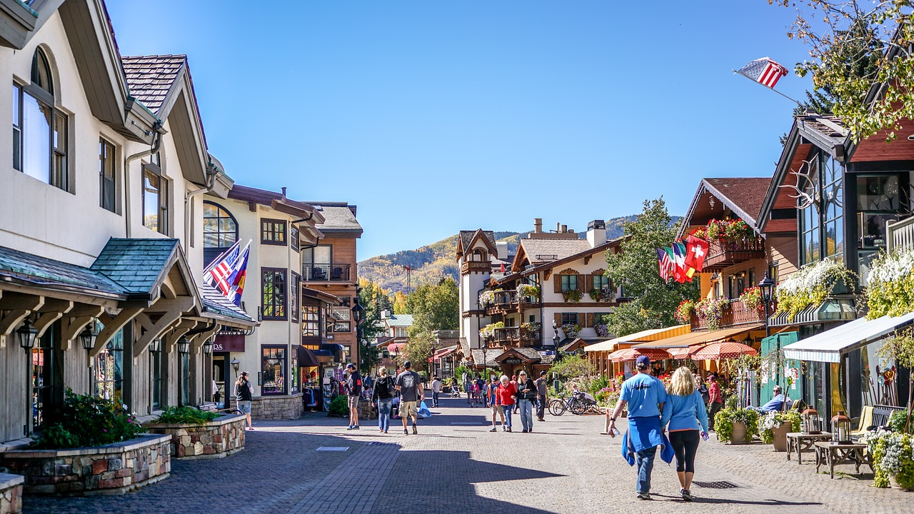 Vail - Alluring Hotspot of Colorado