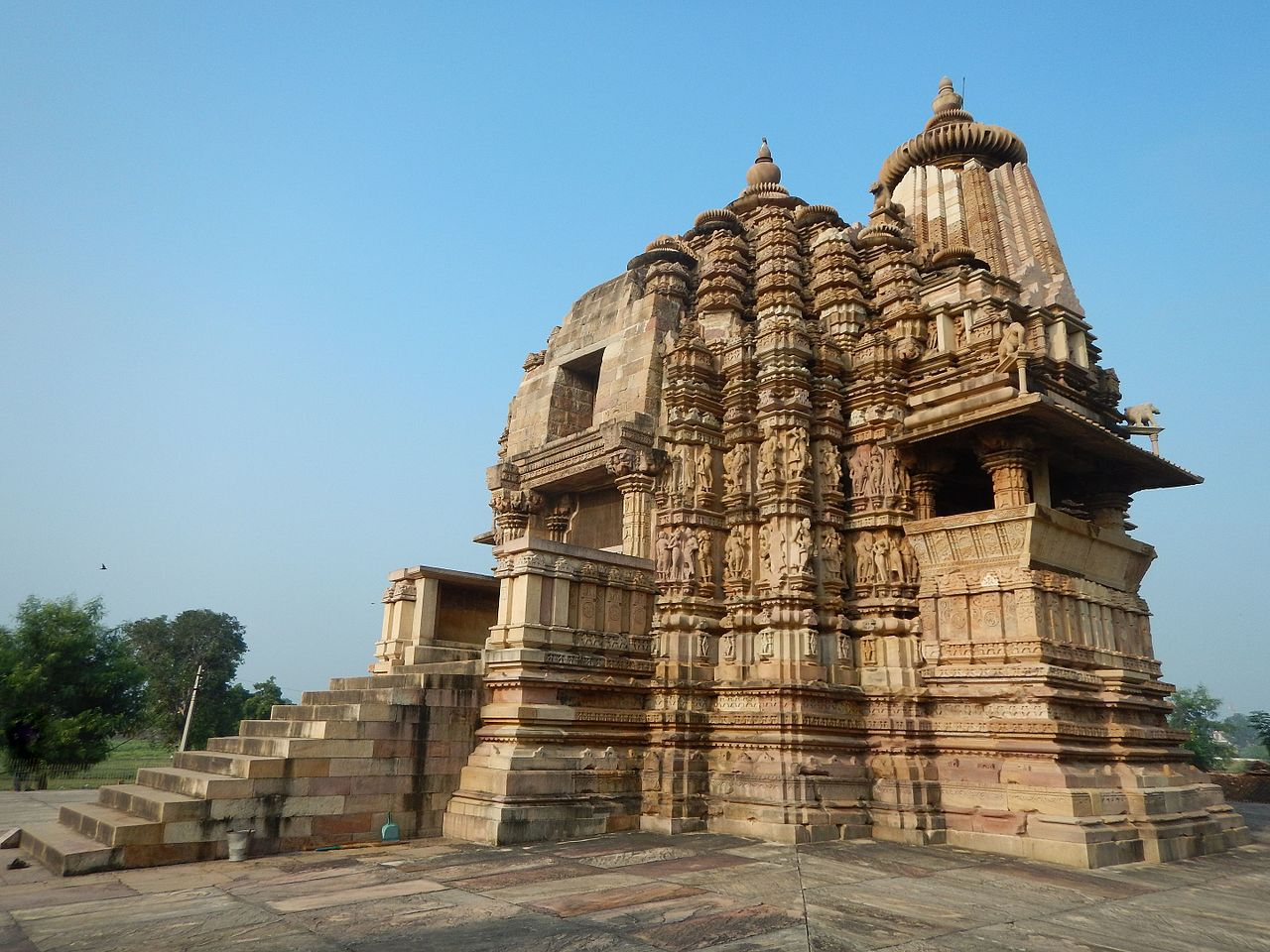 Vamana Temple-Best Visiting Temple in Khajuraho