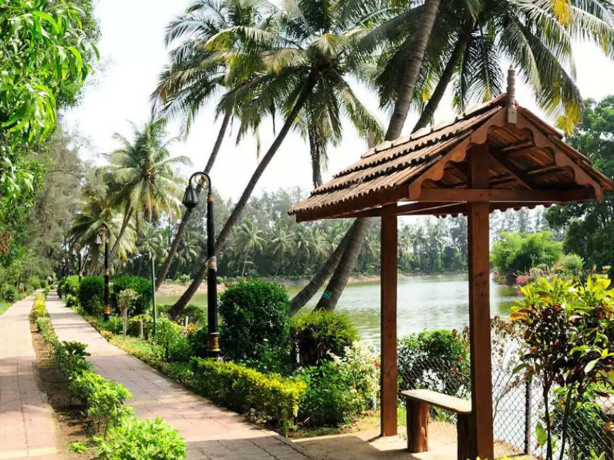 Attraction Destination To Visit in Vapi-Vanganga Garden