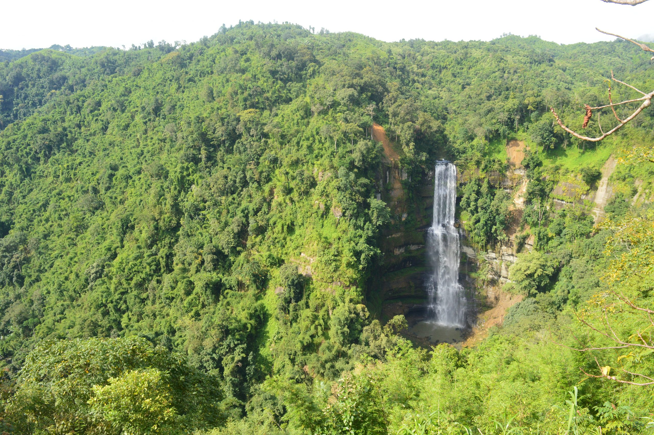 Vantawng Falls - Best Places In Aizawl Which Every Wanderlust Traveler Must Visit