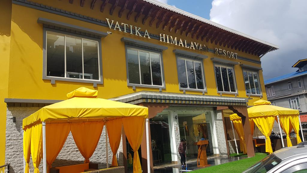 Vatika Himalayan Resort Best Budget and Luxury Hotel To Stay In Gangtok