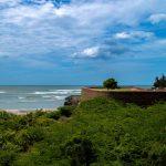 Vattakottai Fort (Circular Fort) in Kanyakumari