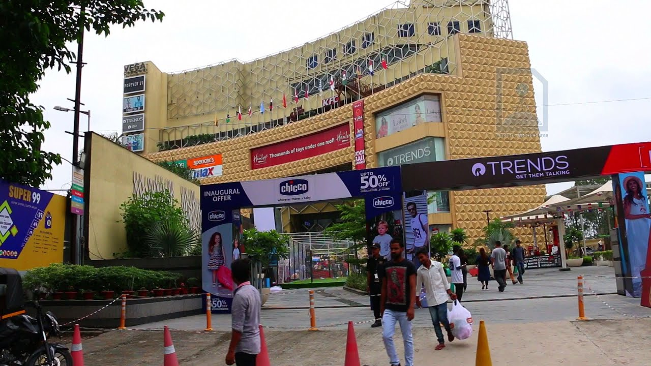 Vega Circle Mall - Amazing Shopping Place In Siliguri Which Are A Paradise For Shoppers