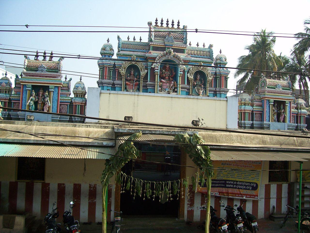 Tiruchirappalli Temple-Vekkali Amman Temple, Tamil Nadu