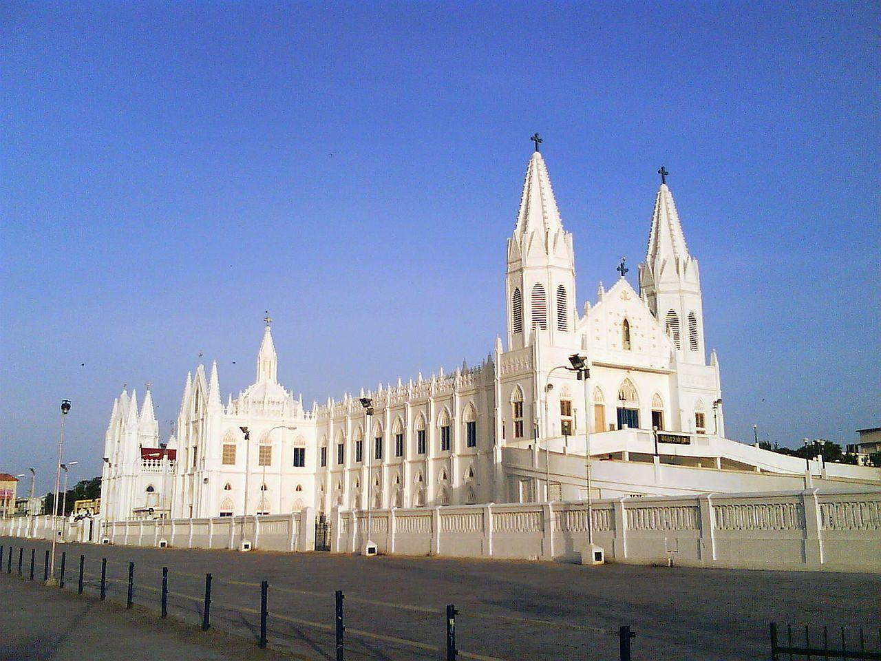 Velankanni Church, Nagapattinam,Tamilnadu