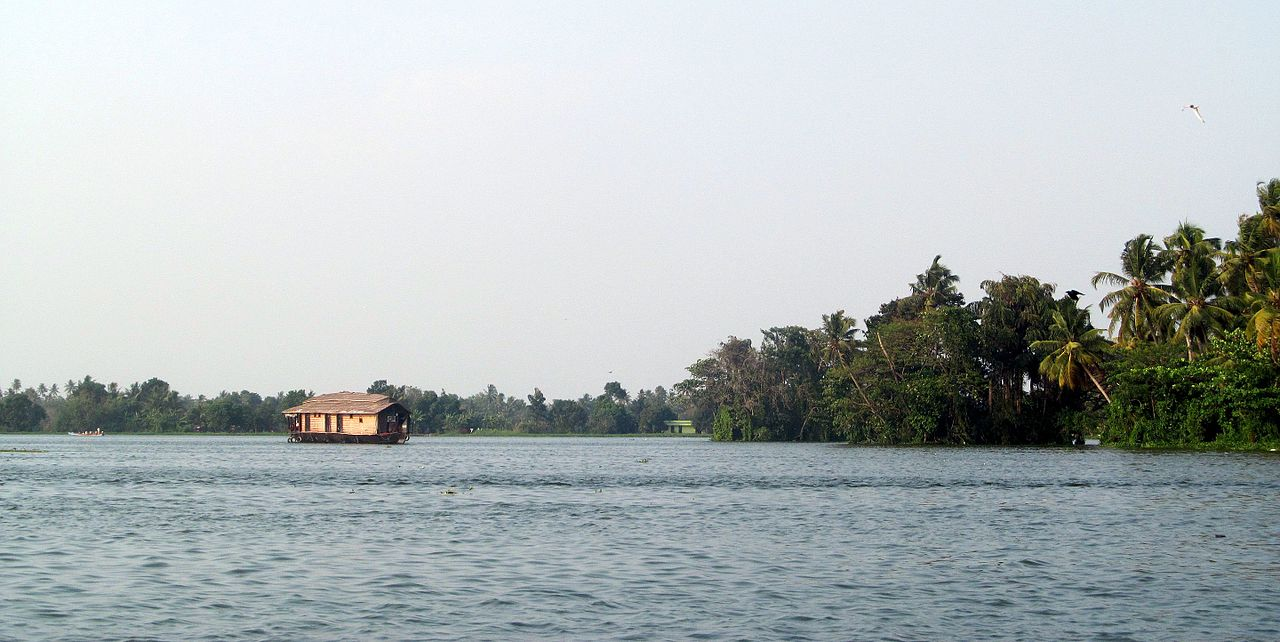Top Pristine Lake of Kerala-Vembanad Lake