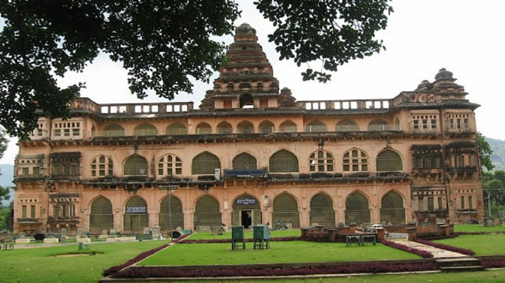 Sightseeing Place to Visit in Nellore, AP-Venkatagiri Fort