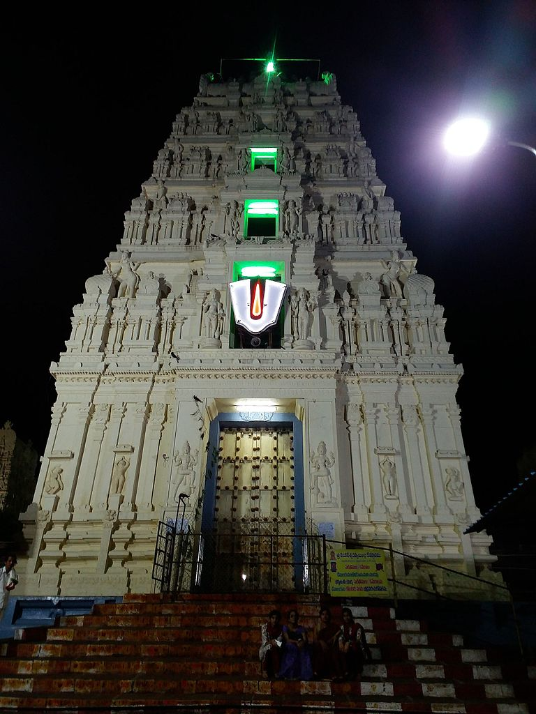 Incredible Temple to Visit in Andhra Pradesh-Venkateswara Swamy Temple Dwaraka Tirumala