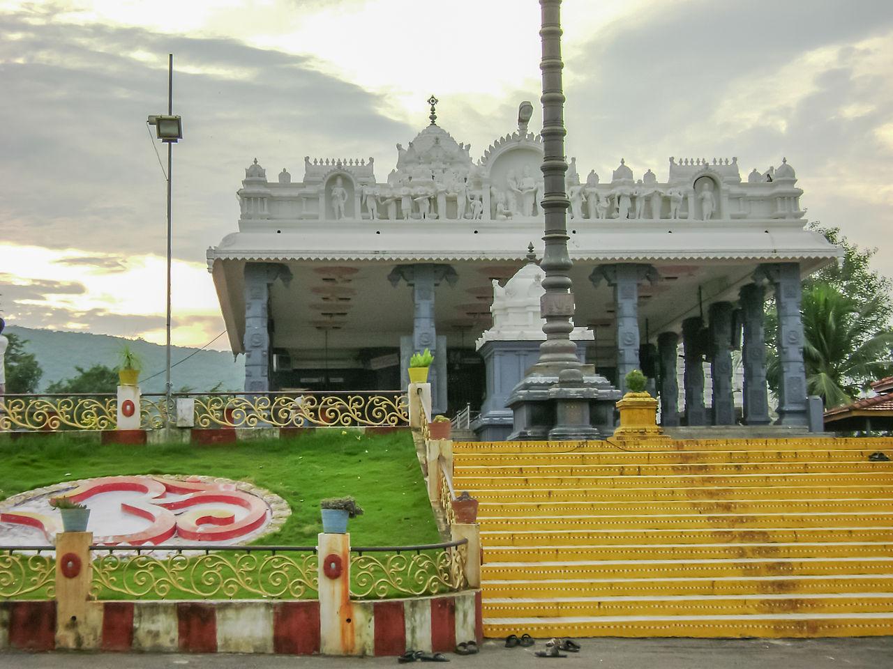 Best Temple in Vizag-Venkateswara Swamy Temple