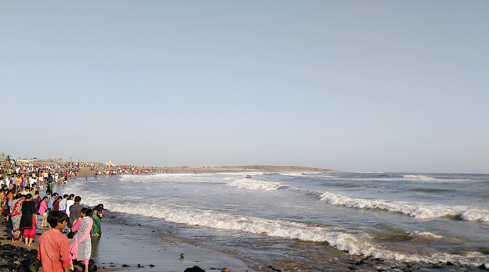 Veraval Beach - places to visit in Veraval