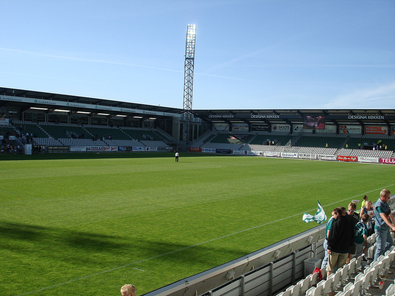 Viborg Stadium - A Historical Place Worth Seeing in Denmark
