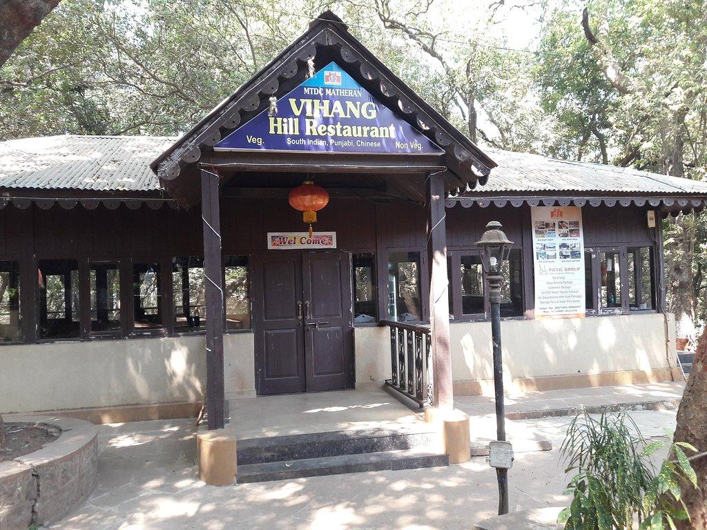 Top Restaurant in Matheran-Vihang Matheran