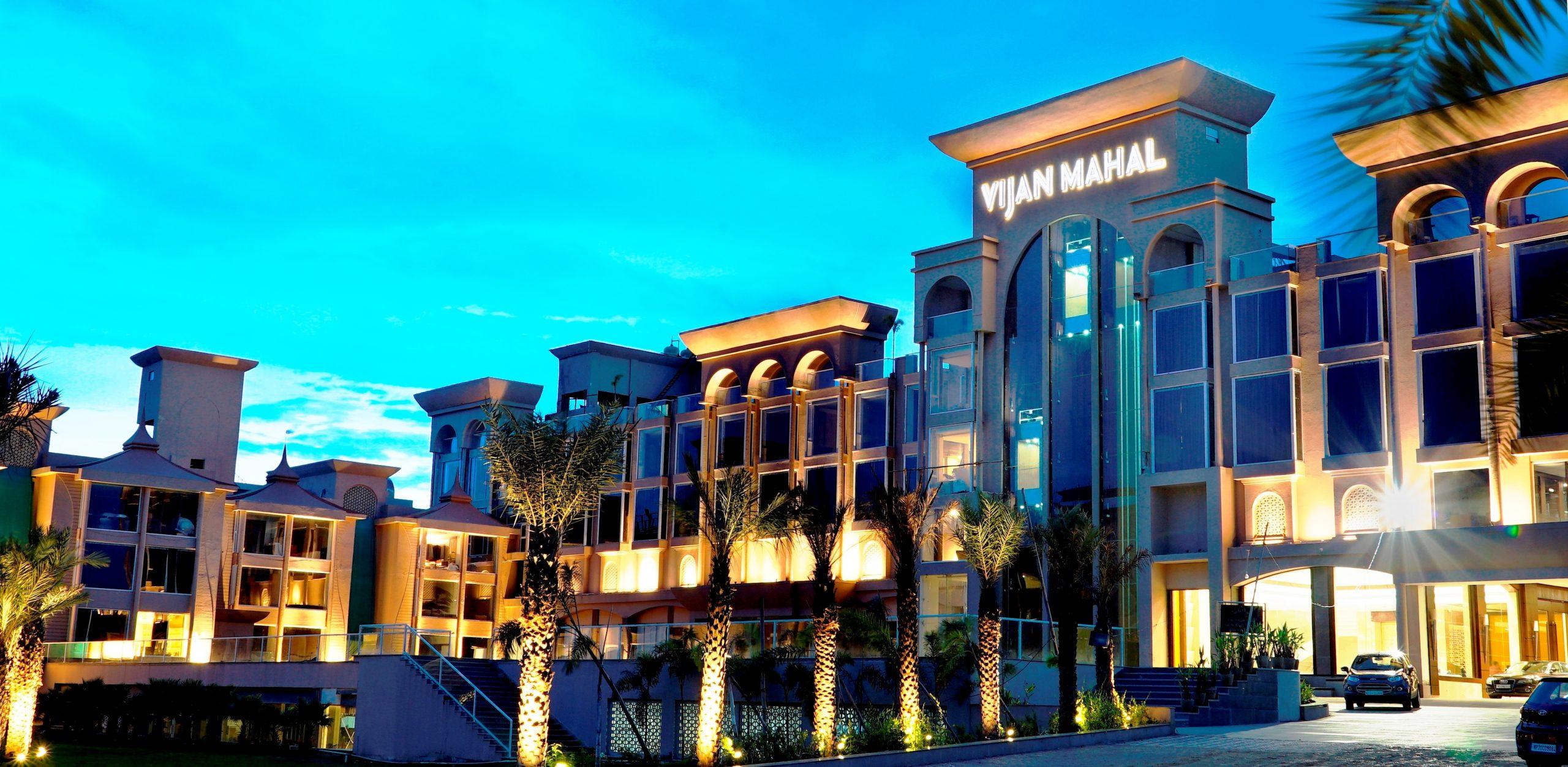 Vijan Mahal Hotel Best Hotel To Stay In Bhedaghat