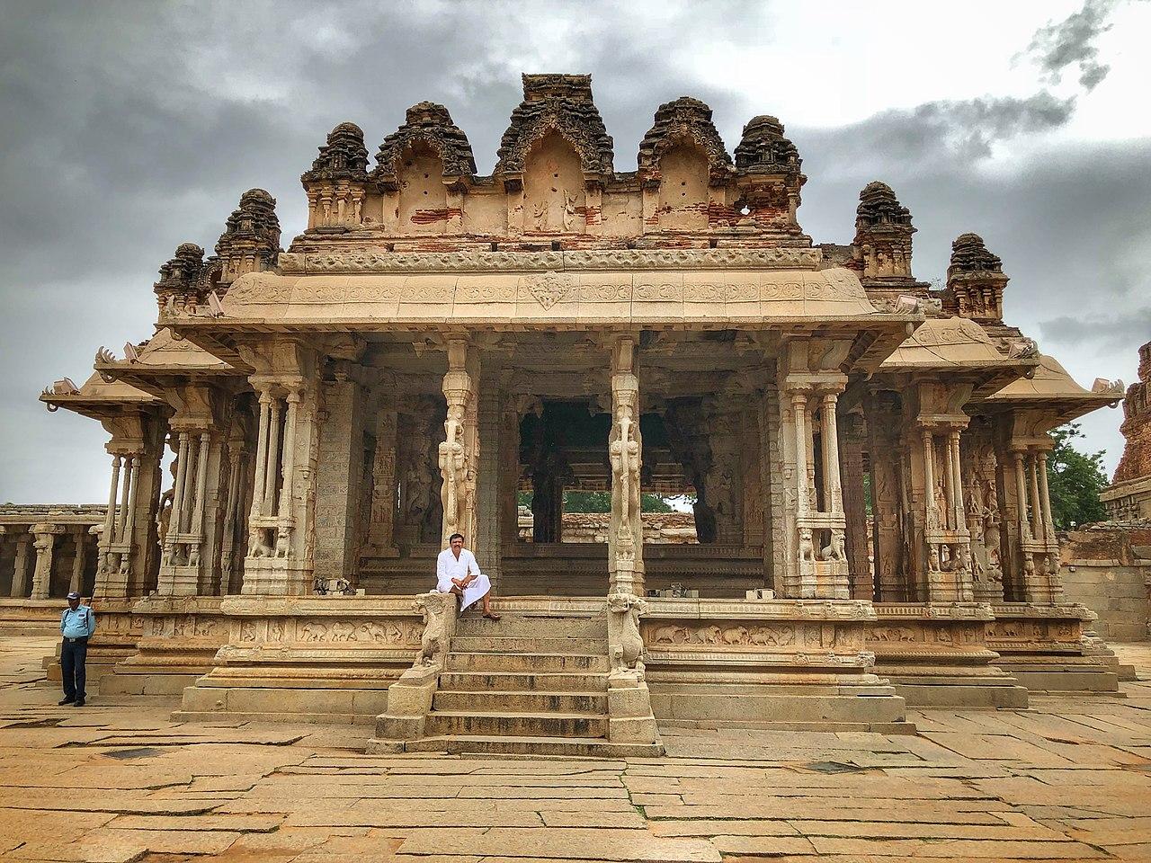 Place To Visit In Hampi-Vijaya Vittala Temple