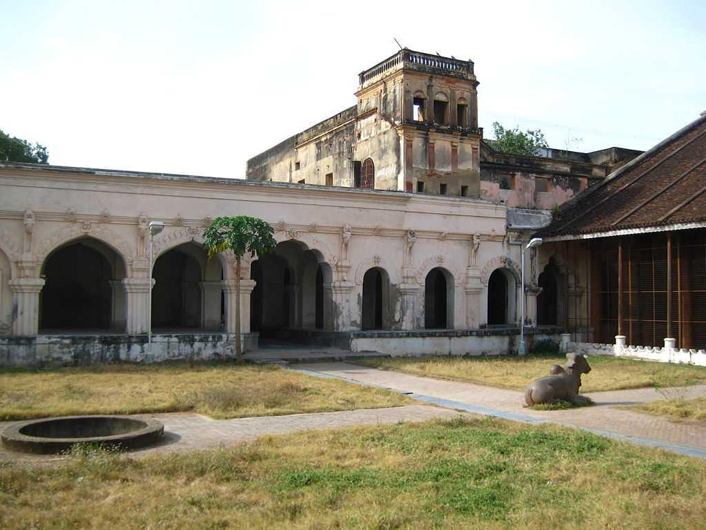 Famous Fort In Tamil Nadu-Vijayanagar Fort in Thanjavur