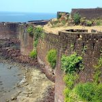 Vijaydurg Fort - The Konkan's Naval Strength