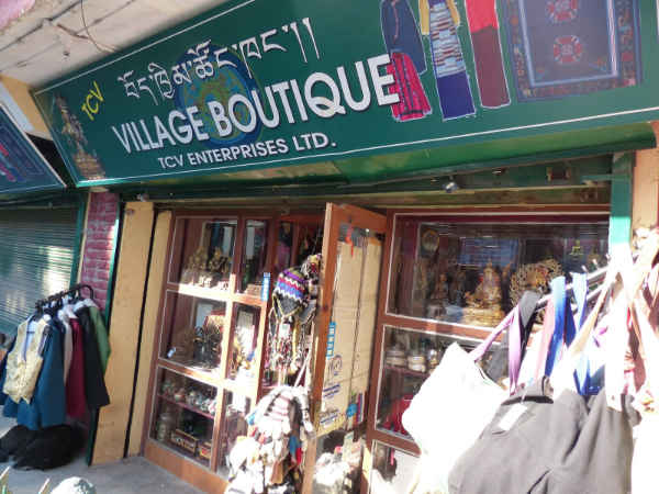 Village Boutique - Shopping in Dharamshala and Mcleodganj