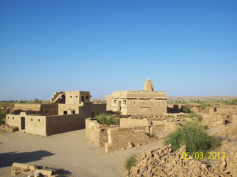Village of Kuldhara Offbeat Destinations When Touring Rajasthan