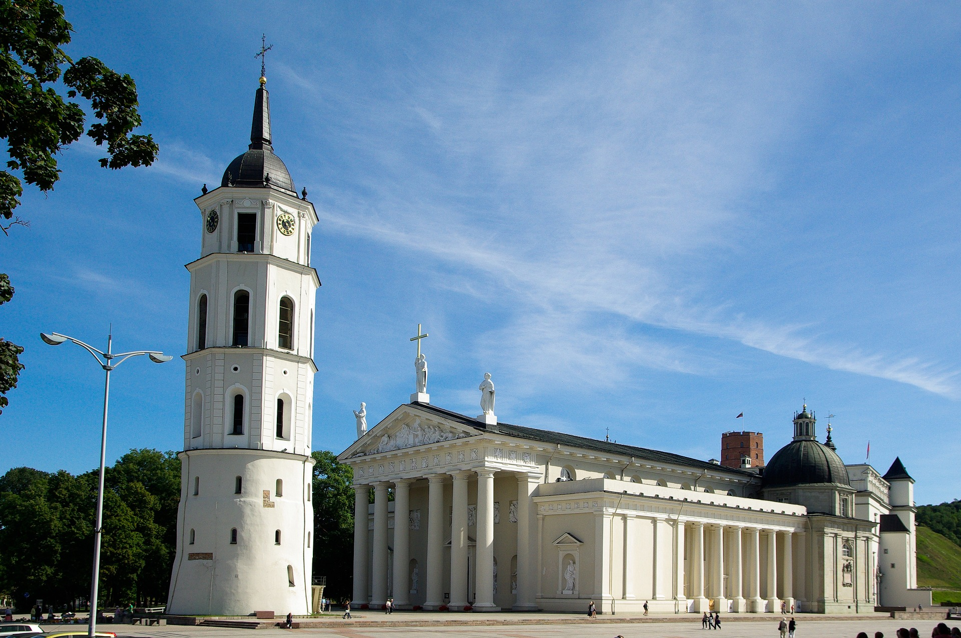 Vilnius Cathedral You Must Visit in Lithuania