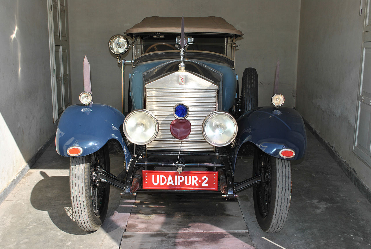 Place to Visit in Udaipure-Vintage Car Museum