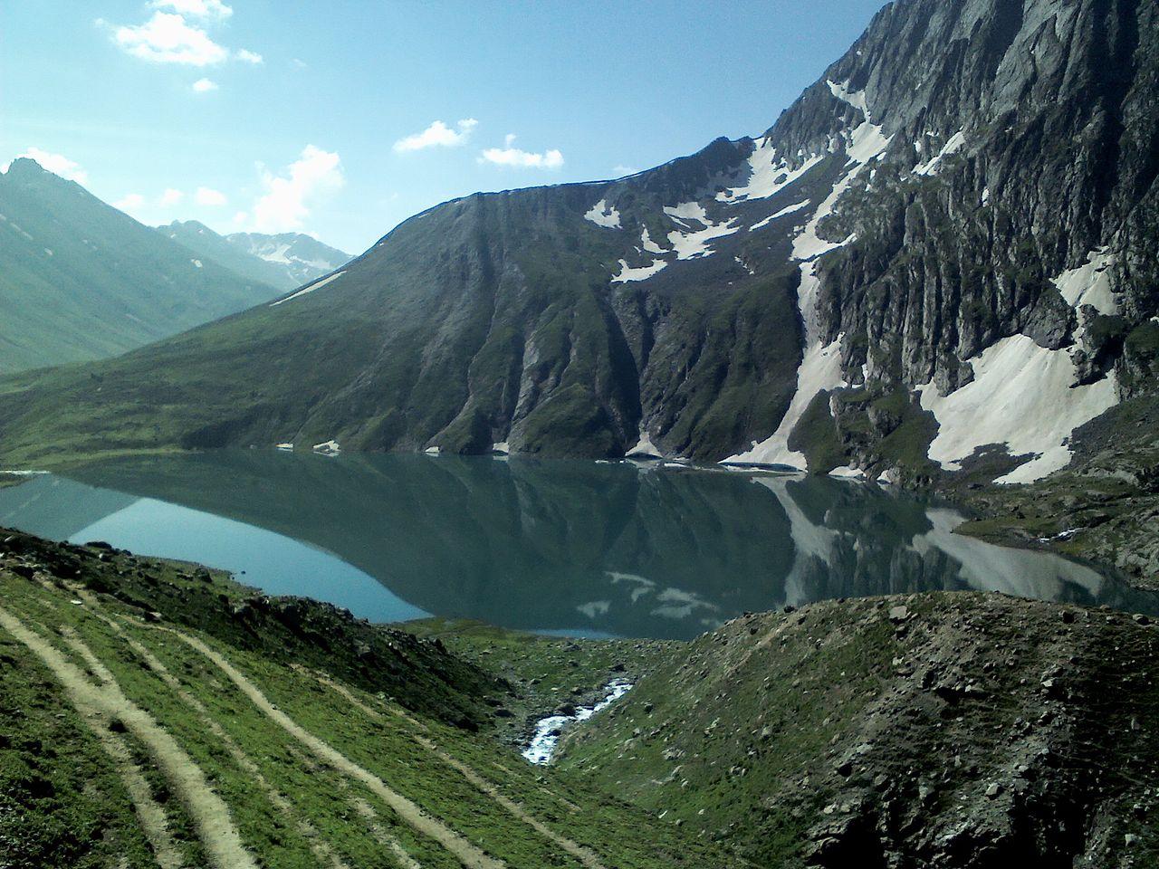 Top Place to See in Sonamarg-Zoji-Vishansar Lake