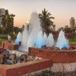 Visit Hanging Gardens or Phirozshah Mehta Garden, Mumbai