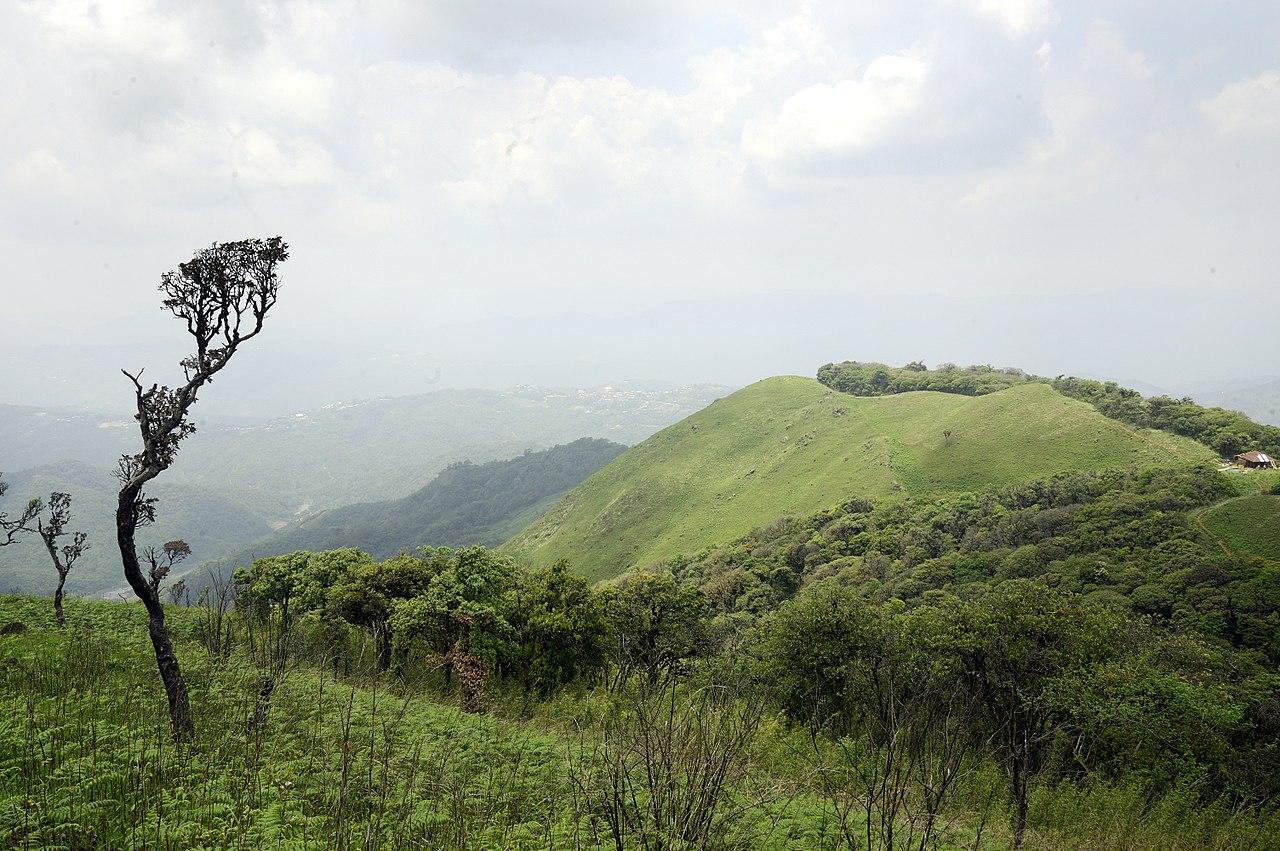 Visit Shirui Kashong Peak