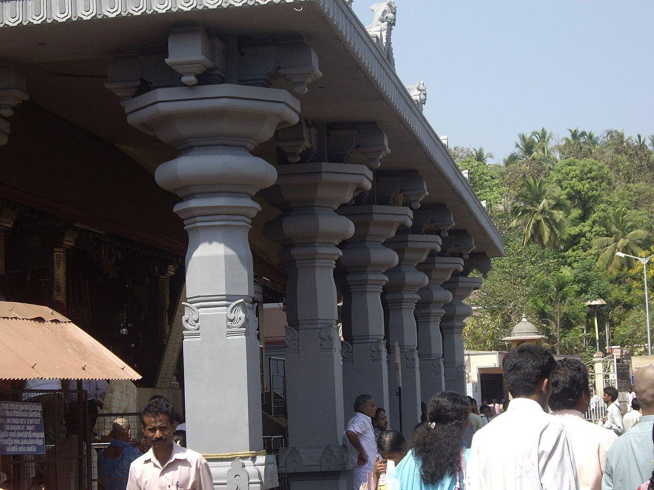Visit the Dharmasthala Temple in Dakshina Kannada, Karnataka