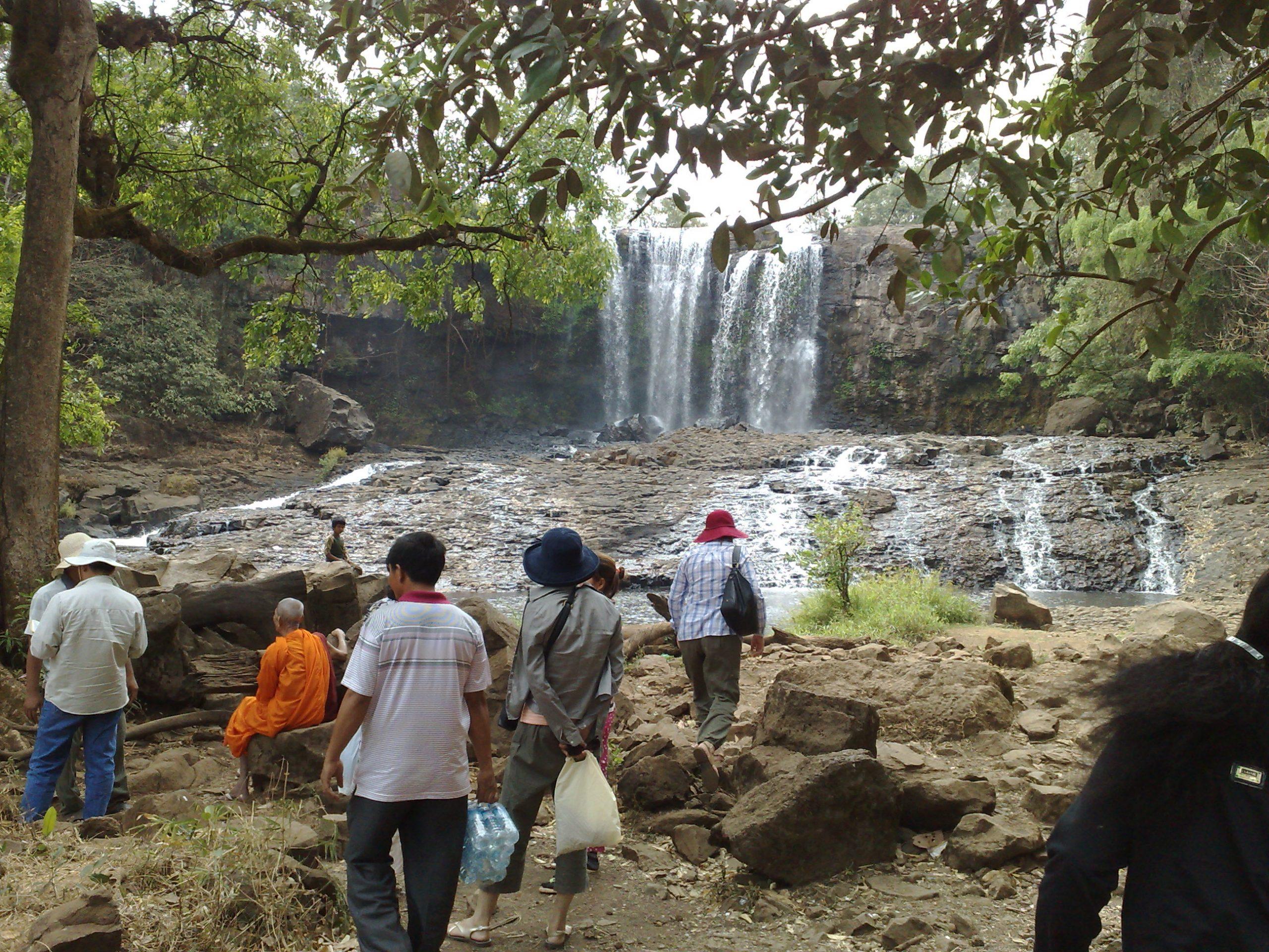 Visit the Serene Province of Mondulkiri, Bou Sra falls, Cambodia