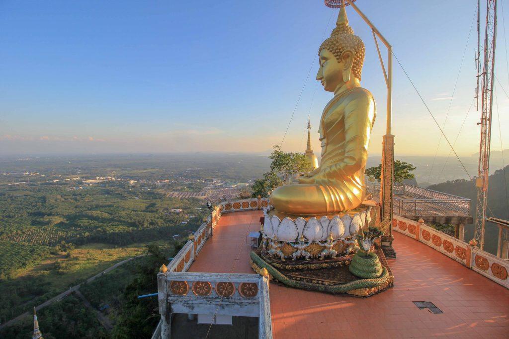 Visit the Surreal Wat Tham Sua temple In Krabi