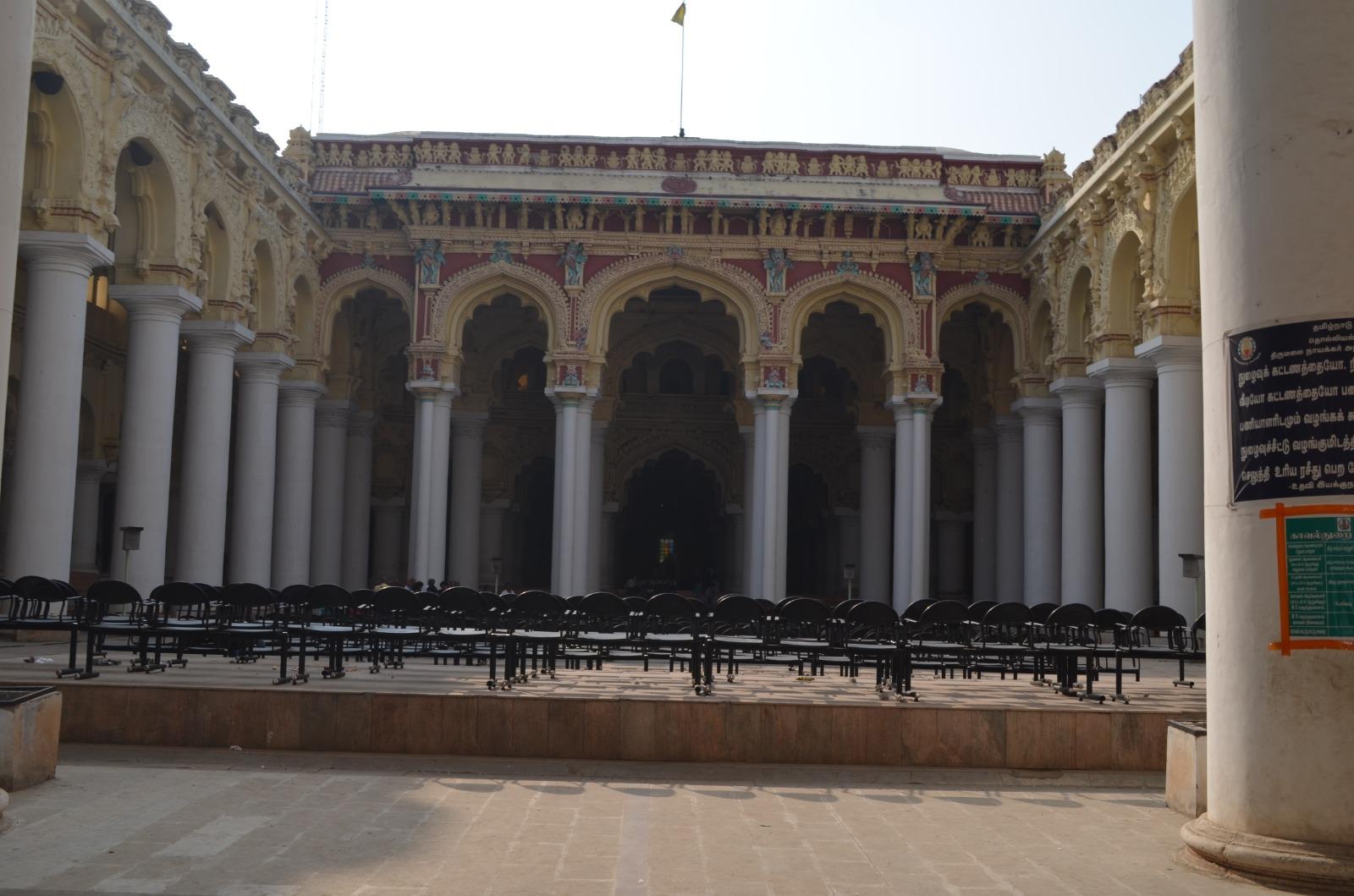 Visit Thirumalai Nayakkar Palace Of Madurai, Tamil Nadu