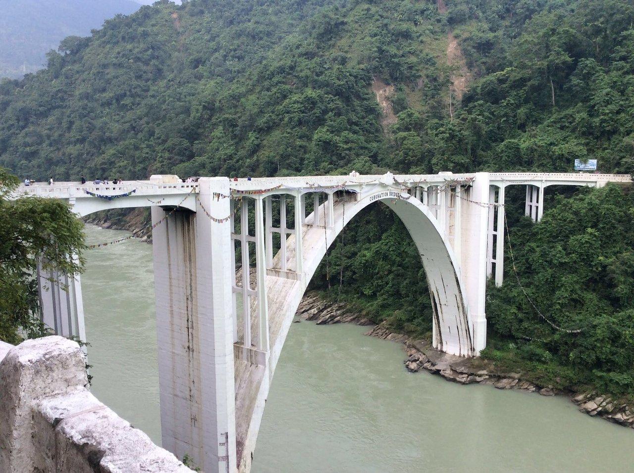 Top Things To Do in Siliguri - Visiting the Beautiful Sevoke Bridge