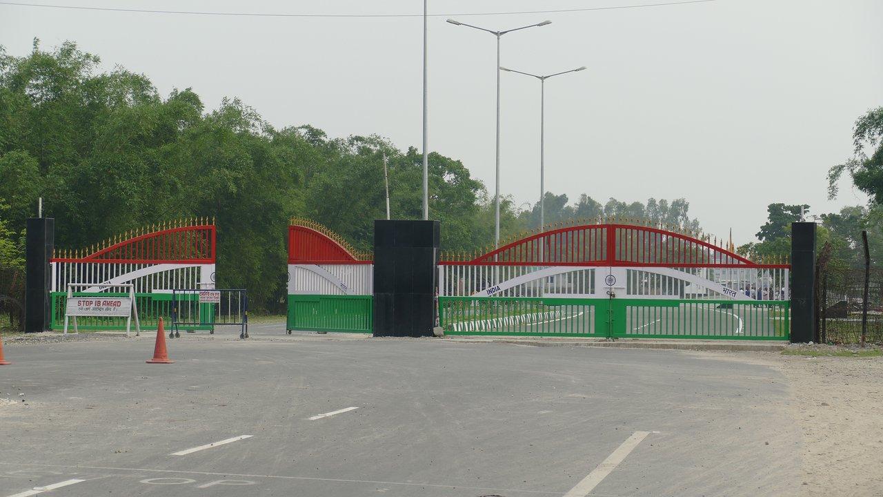 Top Things To Do in Siliguri - Visiting the Indo-Bangladesh Border at the Banglabandha Zero Point, Siliguri