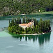 Visovac Monastery - A Beautiful Monastery in a Splendid Location in Croatia
