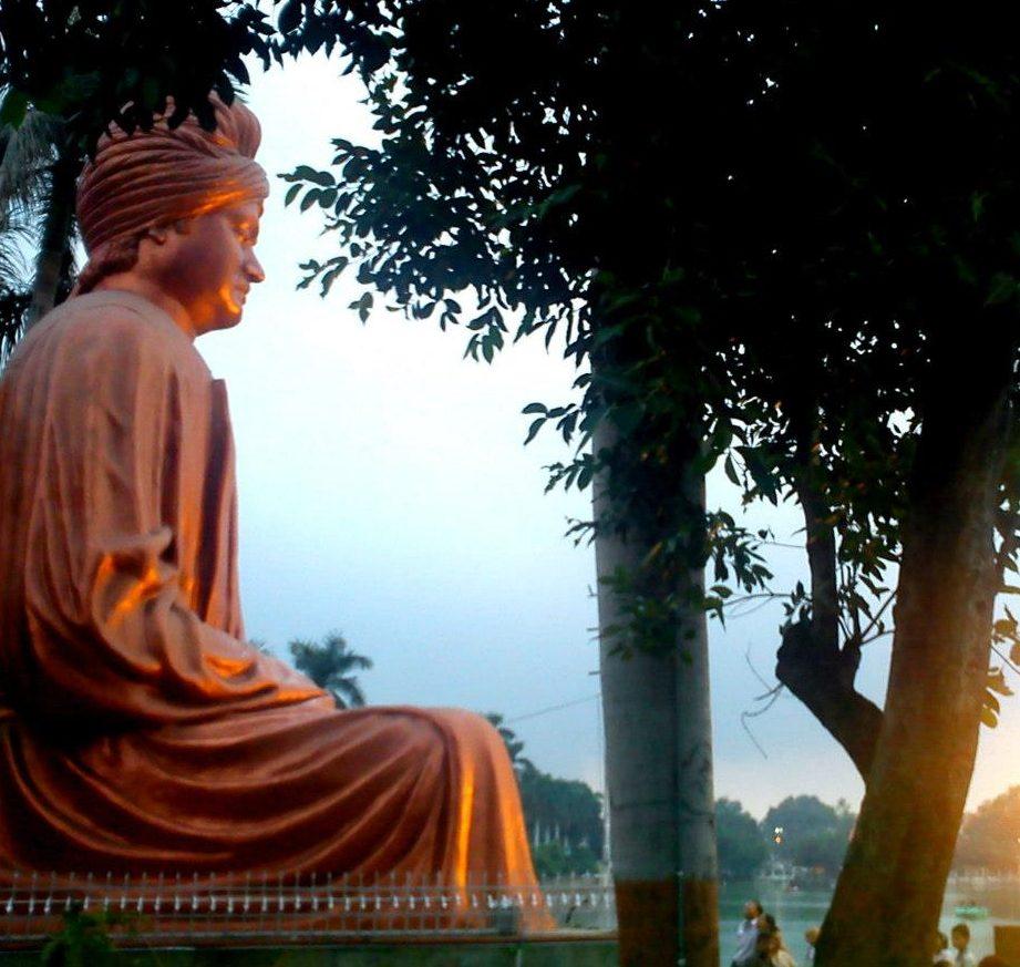 Amazing Tourist Location in Raipur-Vivekanand Sarovar