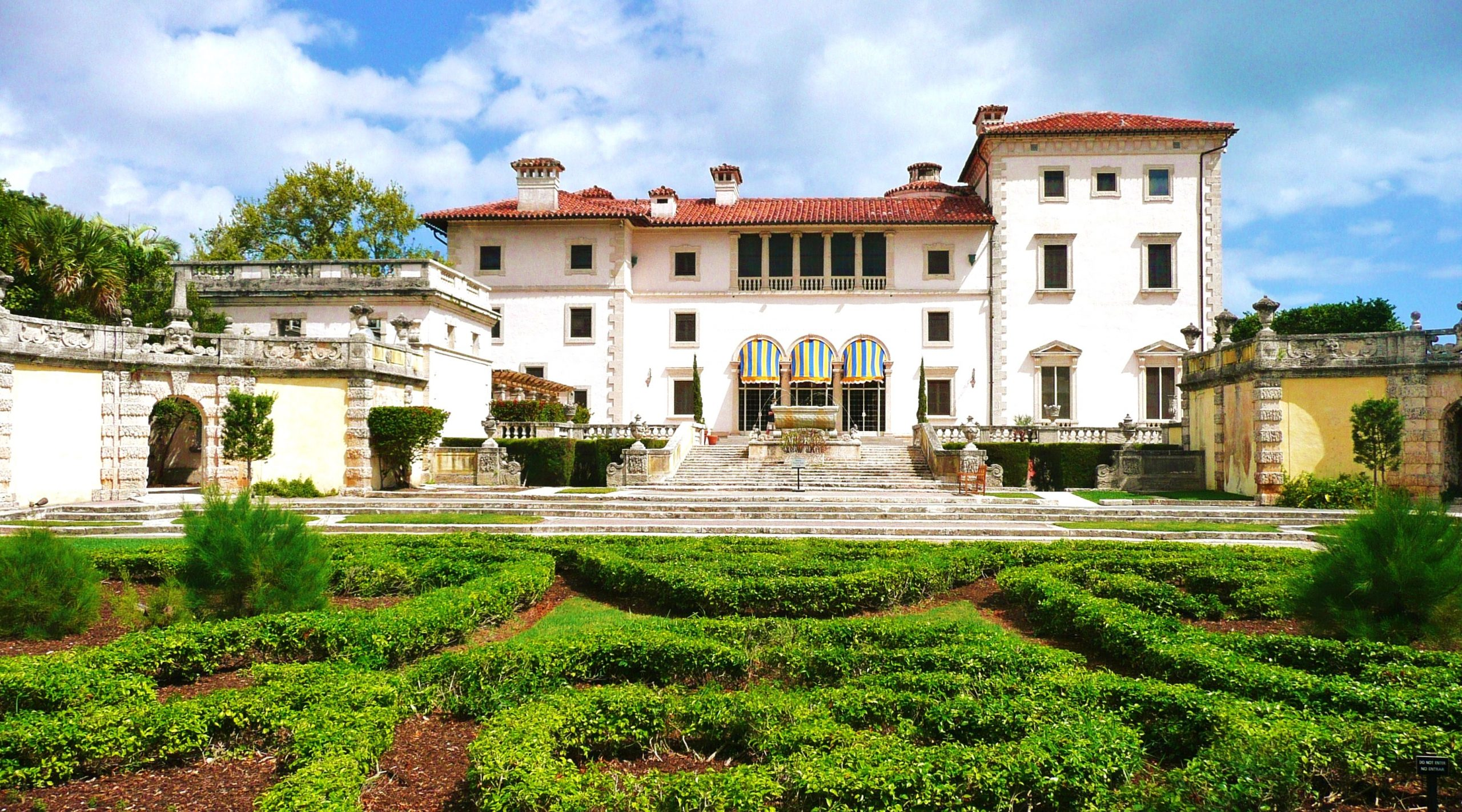 Vizcaya Museum and Gardens - Top Tourist Locations To Visit In Miami