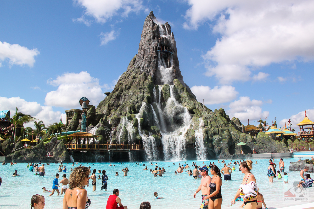 Volcano Bay - Amazing Theme Parks In Orlando