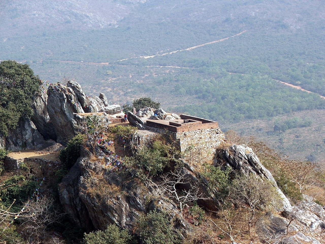 Must Visit Place In Rajgir, Bihar-Vulture's Peak